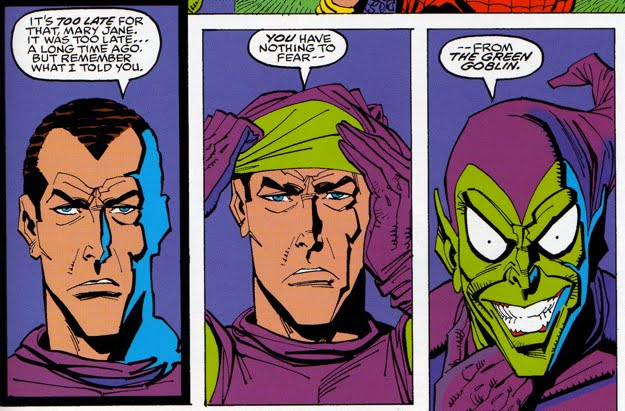 the spectacular spider man villains